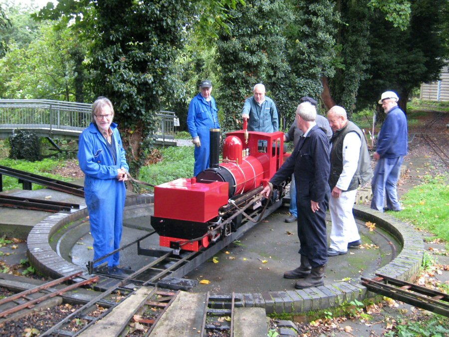 Museum of Power - Miniature Railway