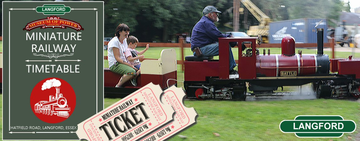 Miniature Railway at the Museum of Power