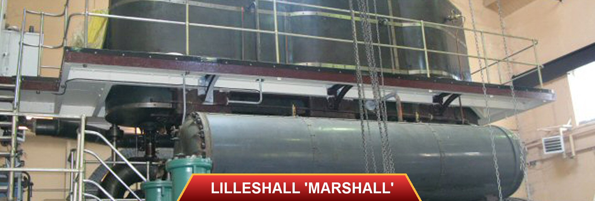 Lilleshall Marshall